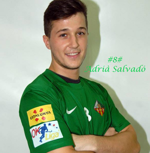 Adrià Salvadó continuarà al Patí la pròxima temporada