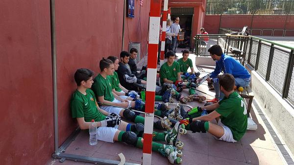 Base CP Vilanova: partits emocionants a les Casernes