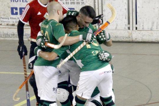 El Patí Vilanova empata a Lleida desprès de remuntar un clar 3 a 0