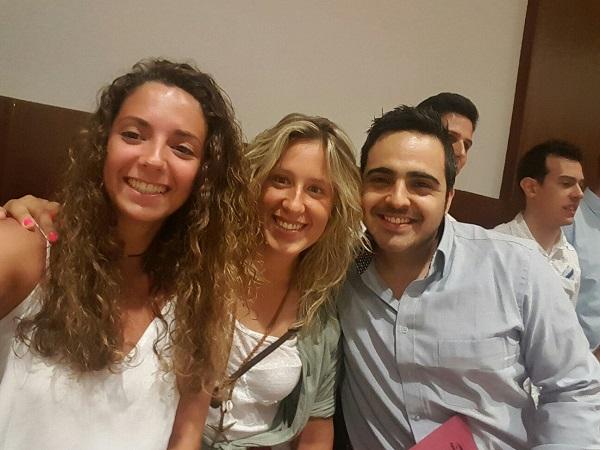 J.Esteve, C.Ortega, H.De Sivatte i J.MIer premiats a la Nit de l'Esport