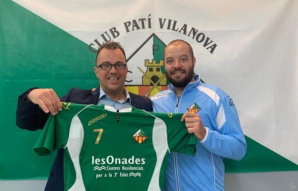 Jordi Esteva nou entrenador del CP Vilanova