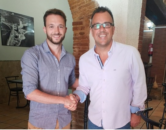 Federico Bocchi, nou jugador del CP Vilanova