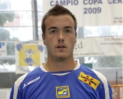 Xavier Pastor, incorporació d'última hora del Club Pati Vilanova.